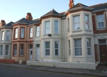 Thumbnail 3 bed flat to rent in Mount Gould Road, Plymouth
