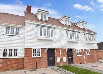 Thumbnail 3 bed terraced house for sale in King Street, Brenzett, Romney Marsh, Kent