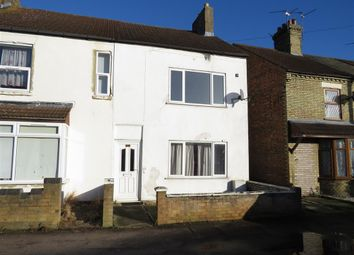 Thumbnail 3 bed semi-detached house for sale in Goodmans Business, Third Drove, Fengate, Peterborough