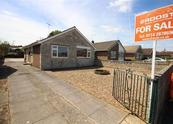 Thumbnail 2 bed bungalow for sale in Border Close, Clowne, Chesterfield