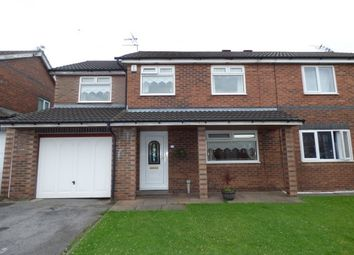 Thumbnail 4 bed semi-detached house to rent in Aboyne Close, Walton, Liverpool