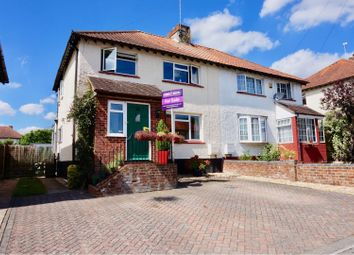Thumbnail 3 bed semi-detached house for sale in Chesterfield Road, Basingstoke