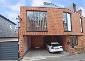 Thumbnail 4 bed detached house for sale in The Hundred, Romsey