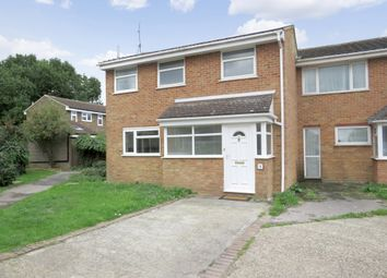 Thumbnail 3 bed end terrace house for sale in Hyacinth Court, Springfield, Chelmsford