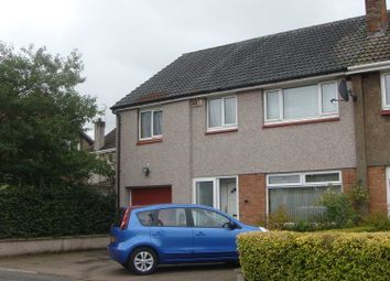 Thumbnail 4 bed semi-detached house to rent in Faskally Avenue, Bishopbriggs, Glasgow