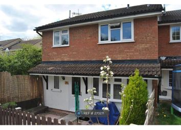 Thumbnail 2 bed end terrace house to rent in Hylder Close, Swindow