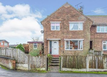 Thumbnail 3 bed semi-detached house to rent in Orchard Crescent, Tuxford, Newark