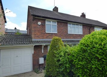 Thumbnail 3 bed semi-detached house for sale in Warwick Close, Kidsgrove, Stoke-On-Trent