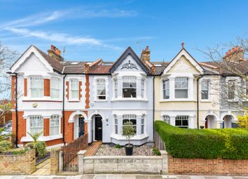 Thumbnail 4 bedroom terraced house for sale in Kingsway, London