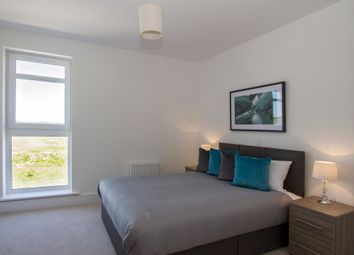 Thumbnail 2 bedroom flat for sale in Plot N26, Wallace House, Carter's Quay, Poole, Dorset