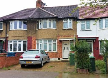Thumbnail 3 bed terraced house to rent in Abercorn Crescent, South Harrow, Harrow