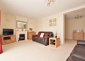 Thumbnail 4 bed bungalow for sale in Smallfield Road, Horley, Surrey