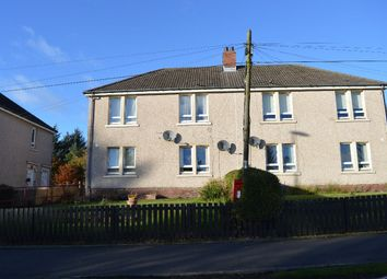 Thumbnail 1 bedroom flat for sale in Main Street, Salsburgh, Shotts