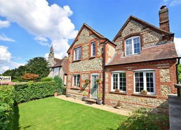 Thumbnail 3 bed semi-detached house for sale in New Hythe Lane, Larkfield, Aylesford, Kent