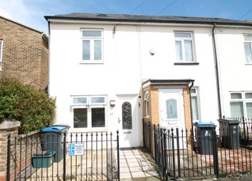 Thumbnail 2 bed semi-detached house to rent in Pyne Road, Tolworth, Surbiton