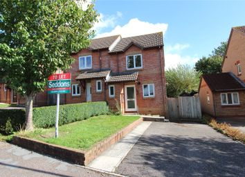 Thumbnail 2 bed semi-detached house to rent in Chaffinch Drive, Cullompton, Devon