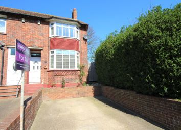 Thumbnail 3 bed end terrace house for sale in Folkestone Road, Dover