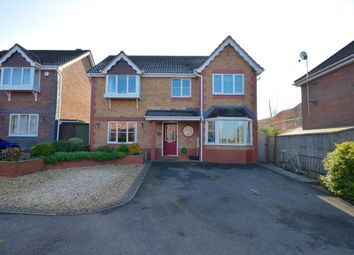 Thumbnail 4 bed detached house for sale in Barkers Mead, Yate, Bristol