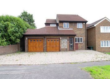 Thumbnail 4 bed detached house for sale in Oak Green, Abbots Langley