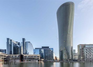 Thumbnail 1 bed property for sale in Arena Tower, Canary Wharf, London