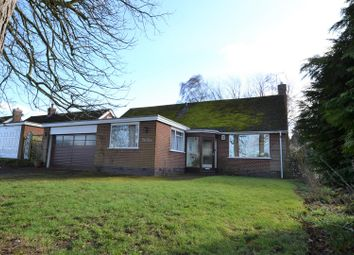 Thumbnail 3 bed detached bungalow for sale in Homefield Lane, Rothley, Leicestershire