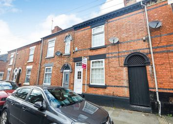 Thumbnail 2 bed terraced house for sale in Provident Street, Derby