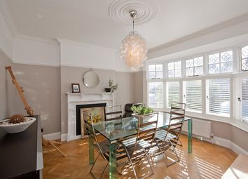 Thumbnail 4 bed semi-detached house to rent in Woodcote Road, London