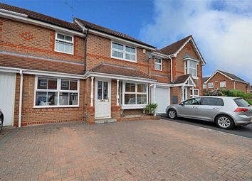 Thumbnail 3 bed terraced house for sale in Herne Field, Warndon, Worcester