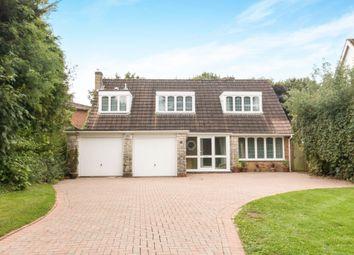 Thumbnail 4 bedroom property for sale in Homesteads Road, Kempshott, Basingstoke, Hampshire