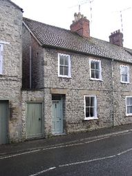 Thumbnail 2 bed terraced house to rent in Homelea, Salisbury Street, Mere, Wiltshire