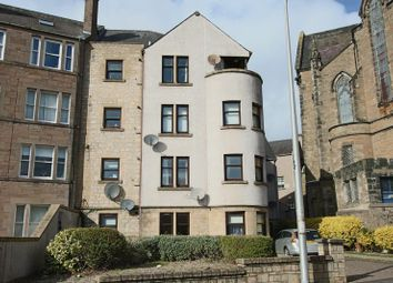 Thumbnail 3 bed flat for sale in Roseangle, Dundee