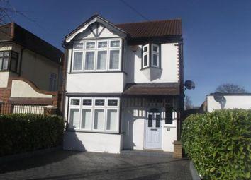 Thumbnail 3 bedroom detached house for sale in Heath Park Road, Heath Park, Romford