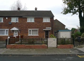 Thumbnail 3 bed semi-detached house for sale in Brereton Road, Eccles, Manchester