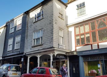 Thumbnail Land for sale in High Street, Totnes
