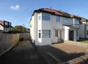 Thumbnail 3 bed semi-detached house to rent in Marlborough Avenue, Edgware
