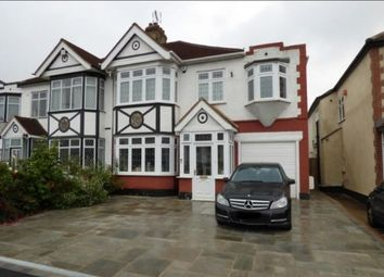 Thumbnail 5 bed property to rent in Corbets Tey Road, Upminster