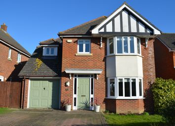 Thumbnail 4 bed detached house for sale in Caesar Avenue, Ashford