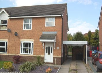 Thumbnail 3 bed property for sale in Stinson Way, Whitwick, Coalville