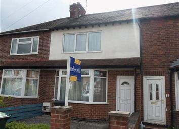 Thumbnail 2 bedroom semi-detached house to rent in Barrydale Avenue, Beeston, Nottingham
