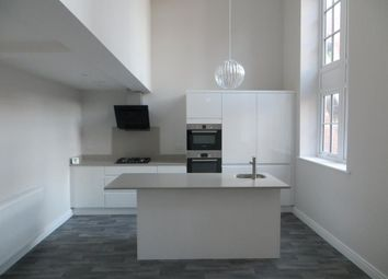 Thumbnail 2 bed flat to rent in The Old School House, Newland Avenue