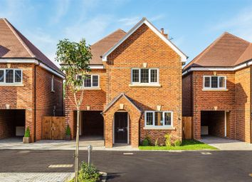 Thumbnail 4 bed detached house for sale in Foreman Road, Ash, Guildford
