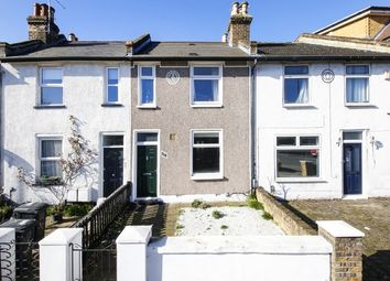 Thumbnail 3 bed terraced house for sale in Burnt Ash Hill, London