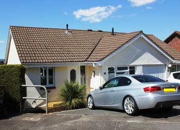 Thumbnail 4 bed semi-detached house for sale in Smallridge Close, Staddiscombe, Plymstock, Plymouth