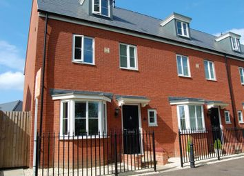Thumbnail 4 bedroom terraced house to rent in Old Spot Walk, Longhorn Avenue, Gloucester