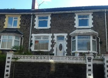 Thumbnail 3 bed property for sale in Pentwyn Avenue, Penrhiwceiber, Mountain Ash