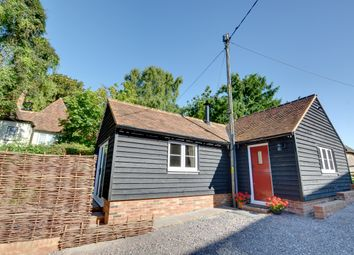 Thumbnail 1 bed cottage to rent in East Hall Hill, Boughton Monchelsea, Maidstone, Kent
