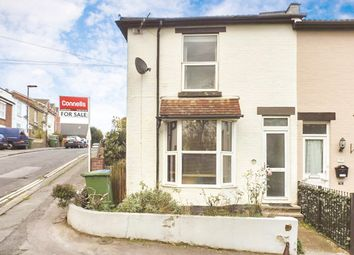 Thumbnail 3 bed end terrace house for sale in Norman Road, Southampton