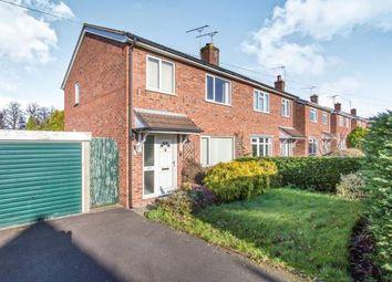 Thumbnail 3 bed semi-detached house for sale in Birchin Lane, Nantwich