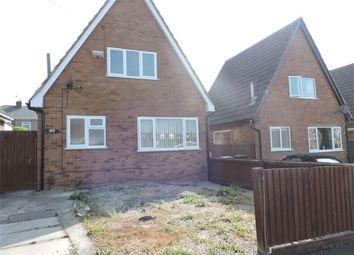 Thumbnail 2 bed property for sale in Park Close, Pinxton, Nottingham, Derbyshire