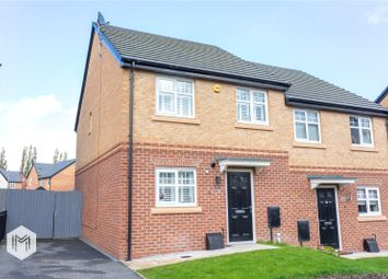 Thumbnail 3 bed semi-detached house for sale in Stothert Street, Atherton, Manchester